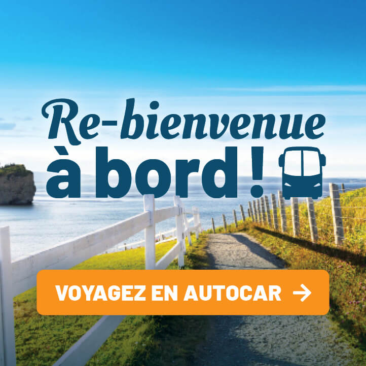 Re-bienvenue à bord