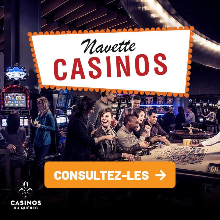 Forfaits Casinos