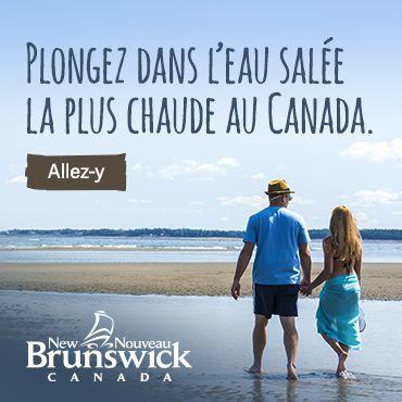 Tourisme Nouveau-Brunswick
