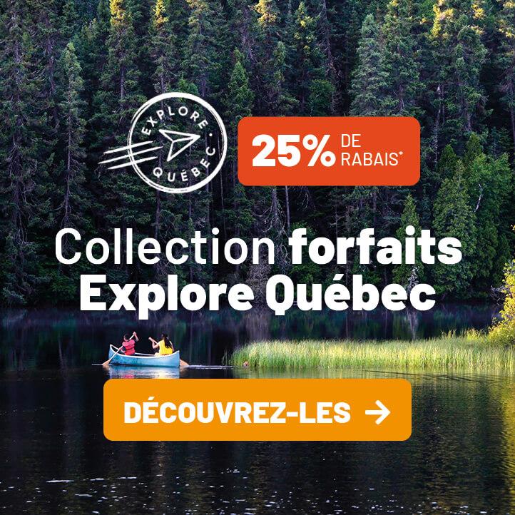 Explore Québec