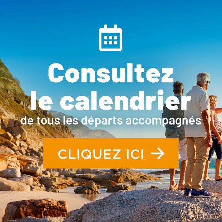 Consultez le calendrier des départs