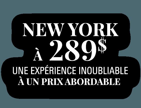 Escapades urbaines à New York