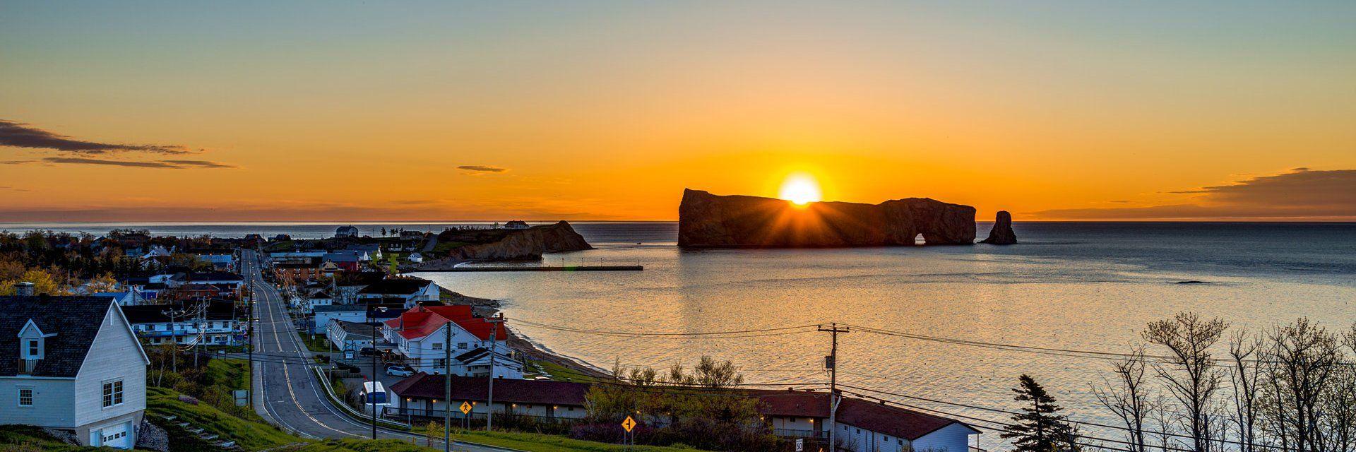 L'essentiel de l'Est et la péninsule Gaspésienne