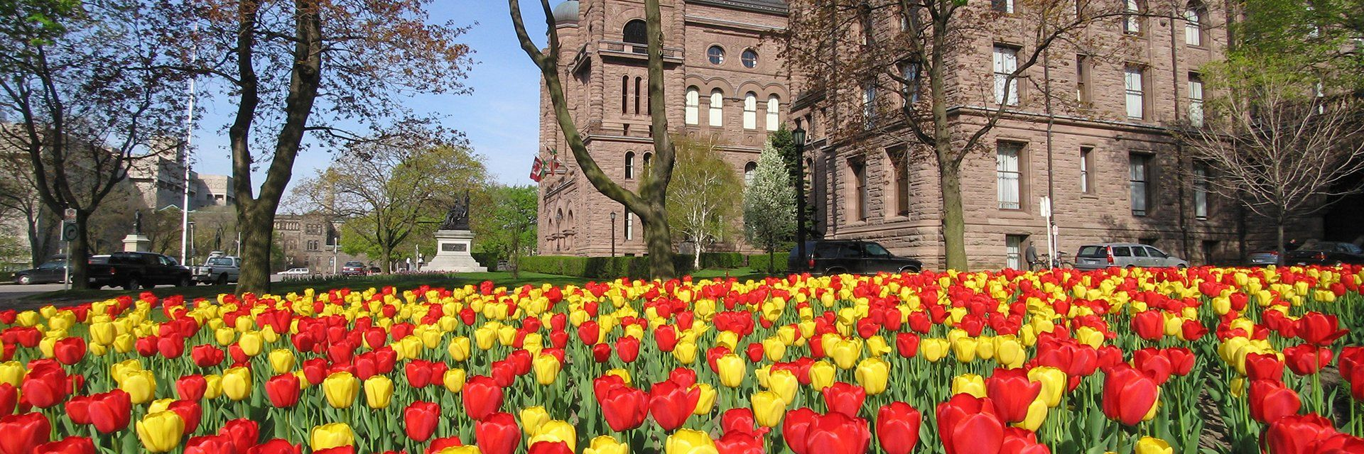Festival canadien des tulipes à Ottawa