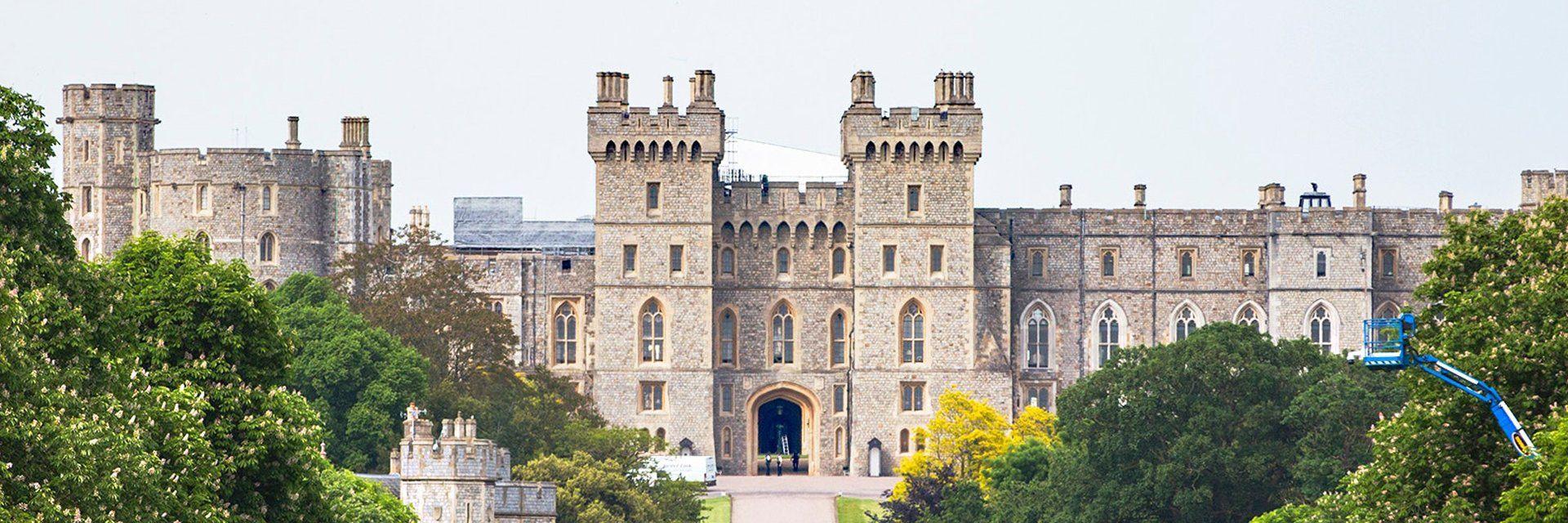 Londres et le Château de Windsor