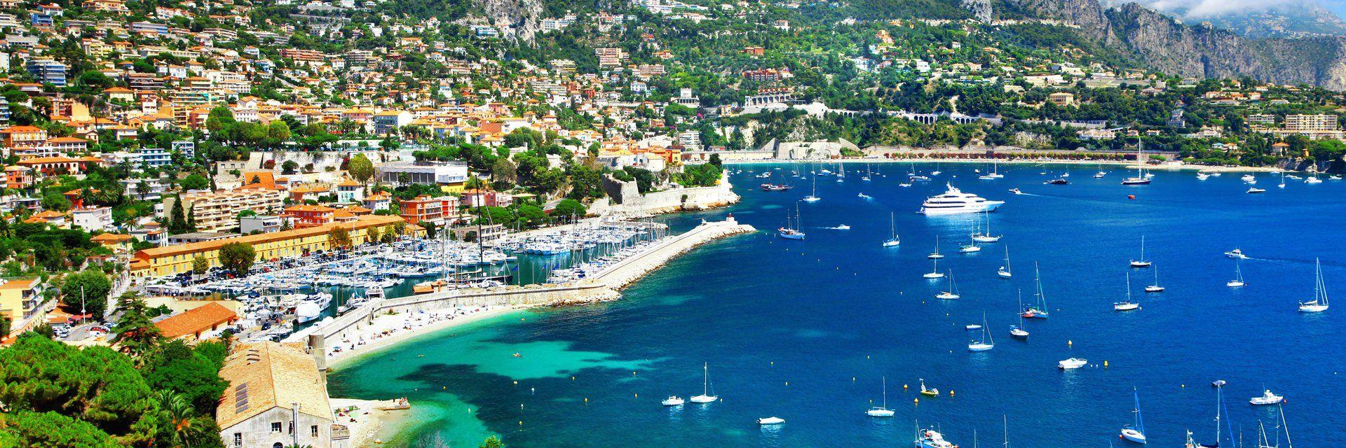 Couleurs de Provence et Côte d'Azur