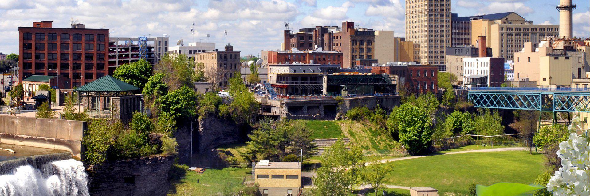 Jardins de Buffalo, Niagara et Rochester