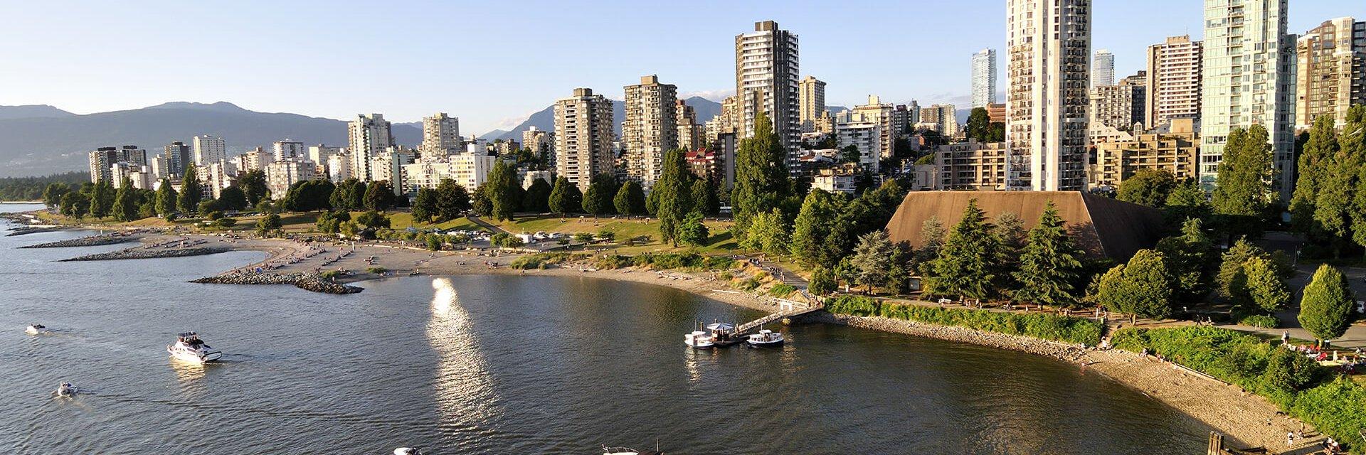 Escapade dans l'Ouest canadien incluant Seattle
