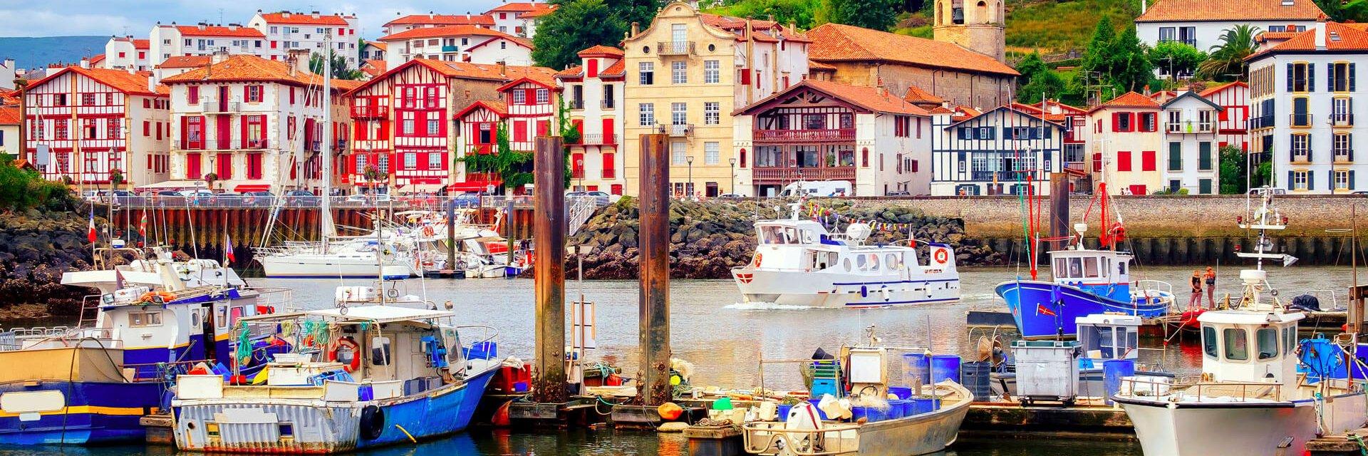 Sud-Ouest de la France et Pays basque