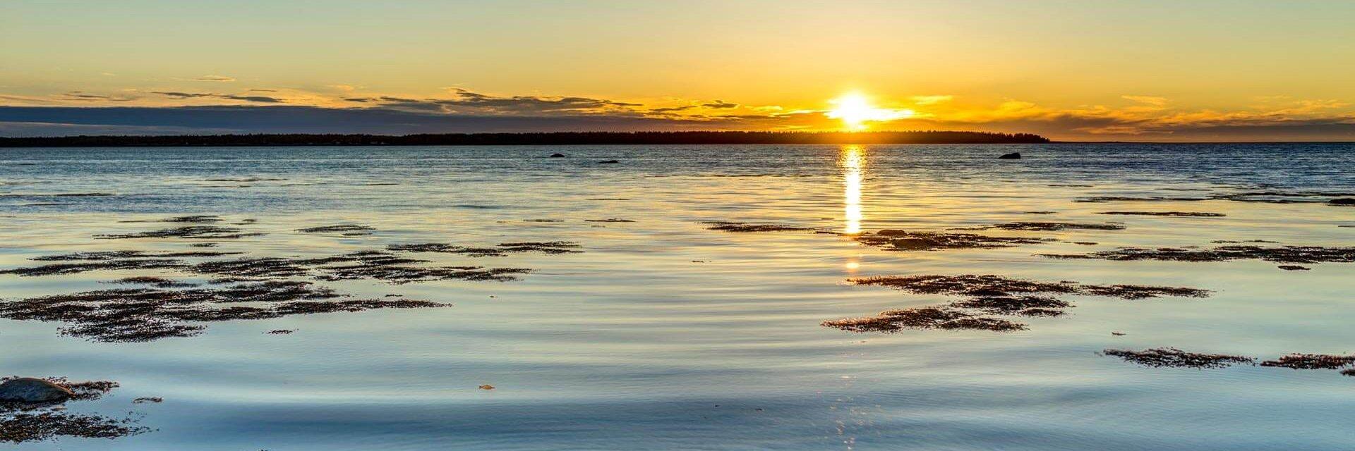 Bas-Saint-Laurent et Gaspésie: Grands espaces et air marin