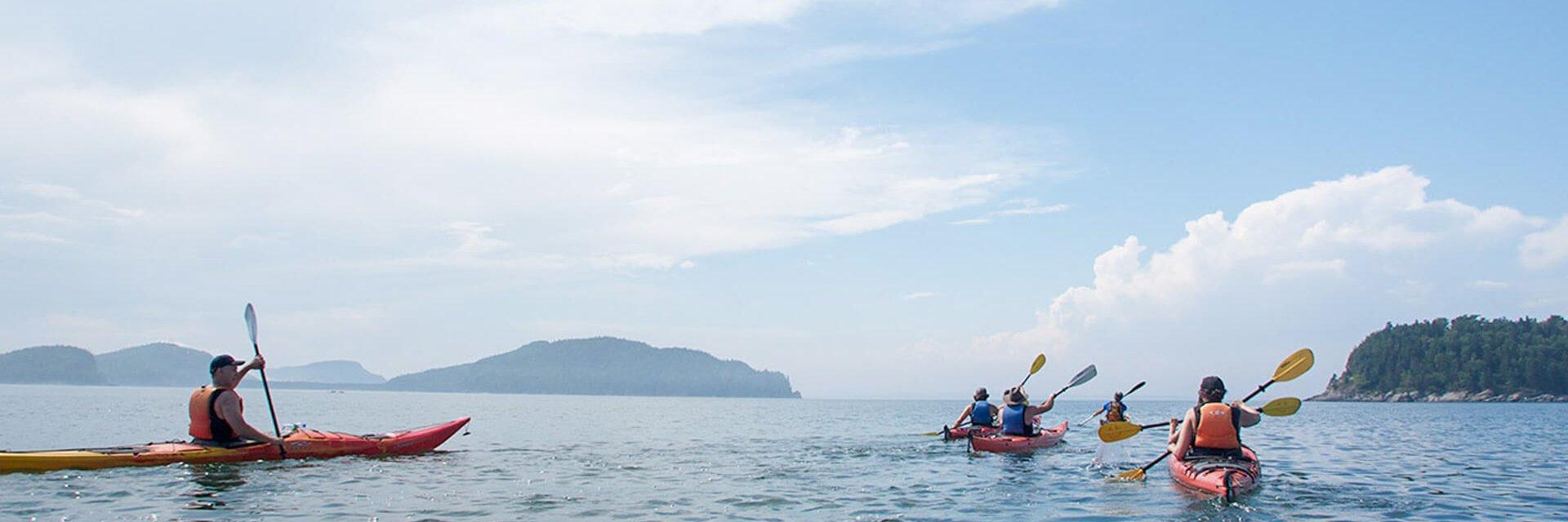 La péninsule gaspésienne classique