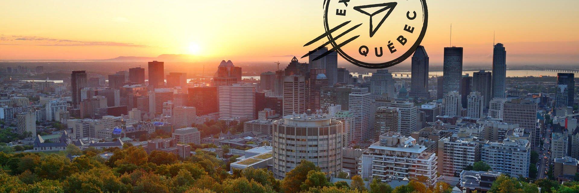 Séjour urbain à Montréal