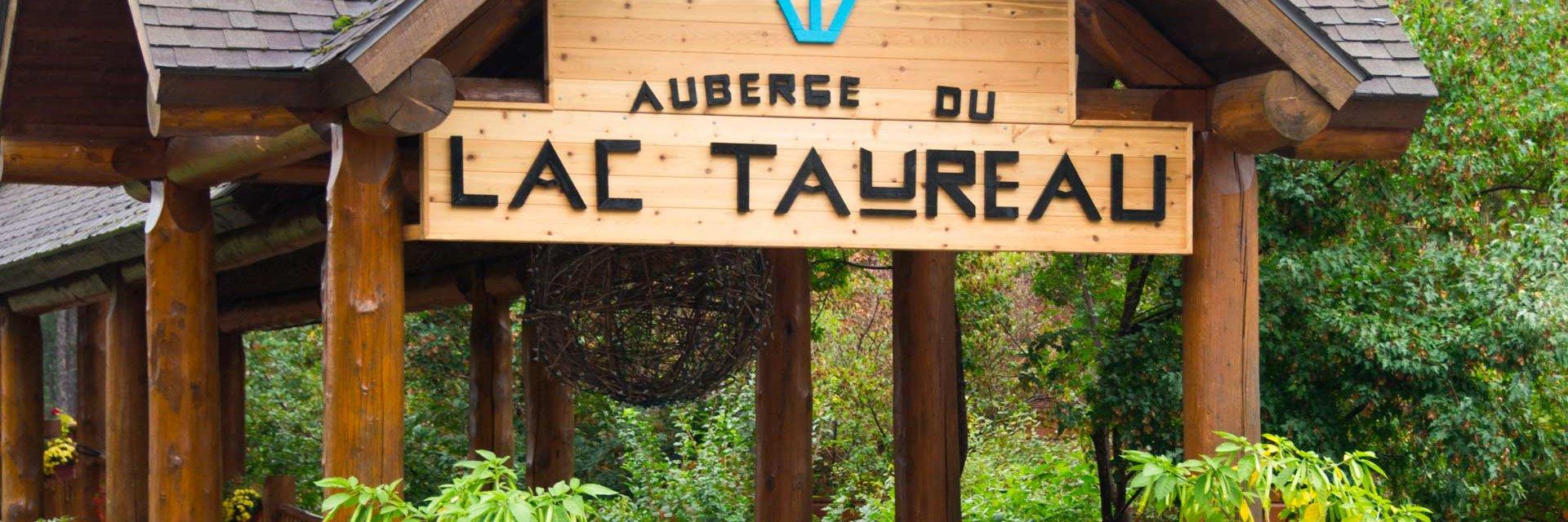 Séjour nature dans Lanaudière à l'Auberge du Lac Taureau