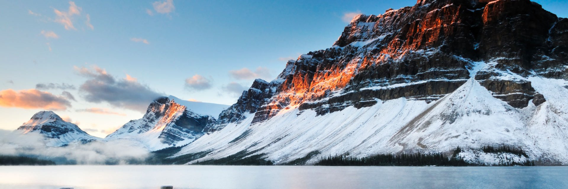 Explorez Banff en hiver