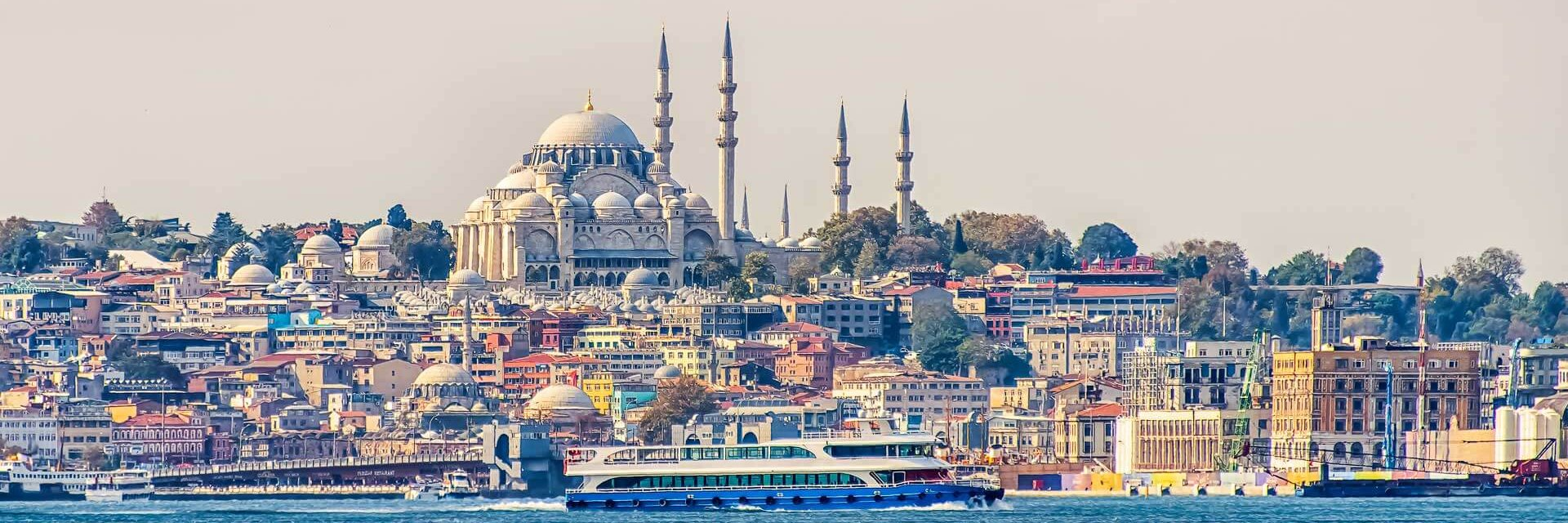 Splendeurs de Turquie