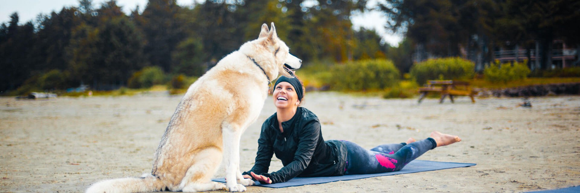 Retraite de Yoga à Tofino