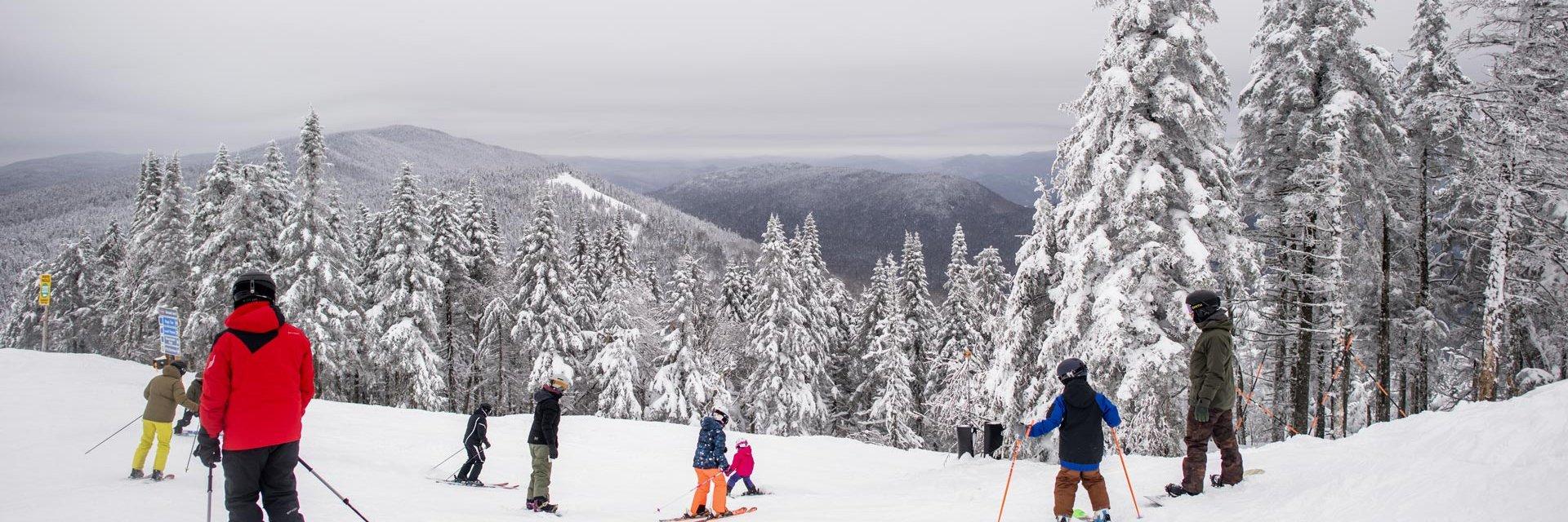 Séjour de ski au Mont-Tremblant