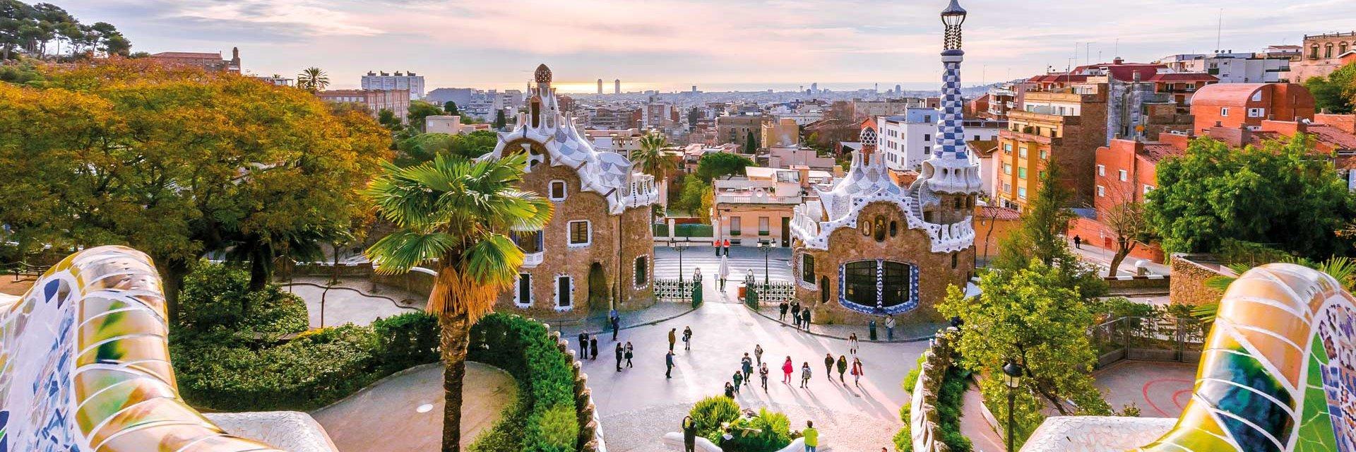 Barcelone et Madrid