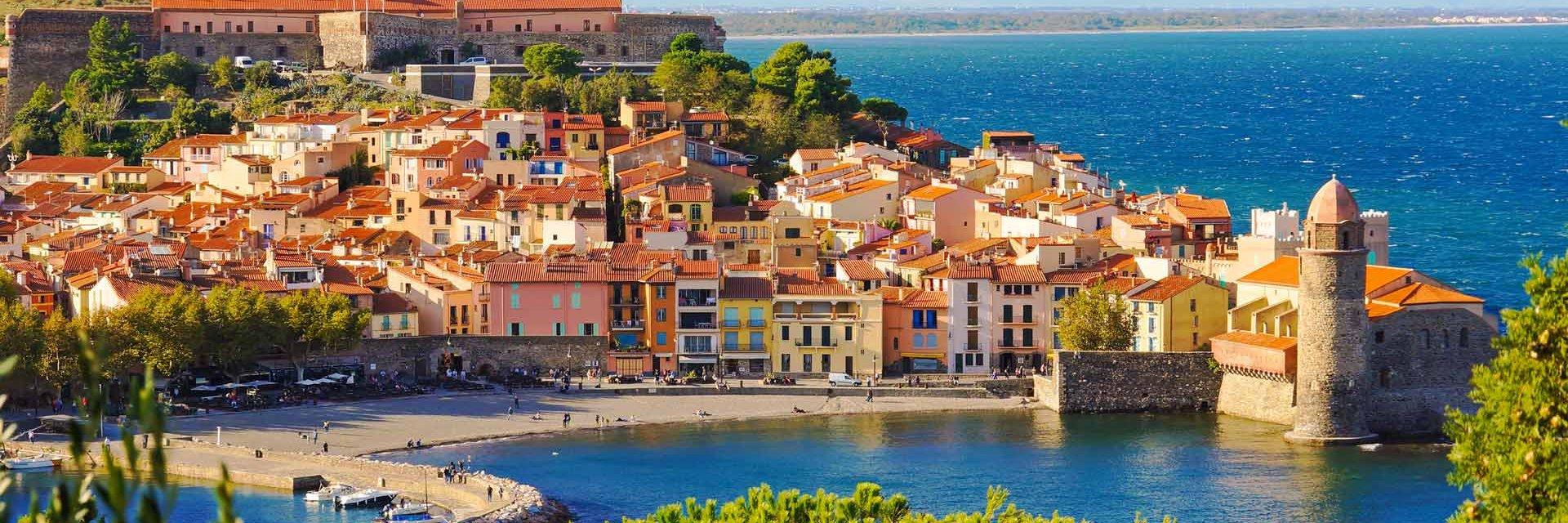 Douce France à Banyuls-sur-Mer