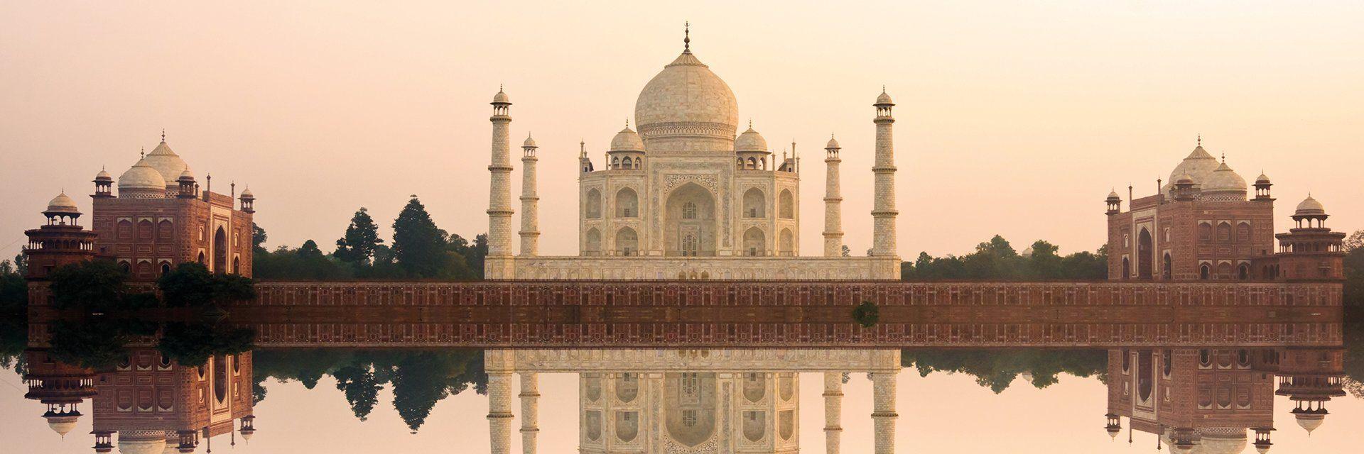 Splendeurs de l'Inde du Nord