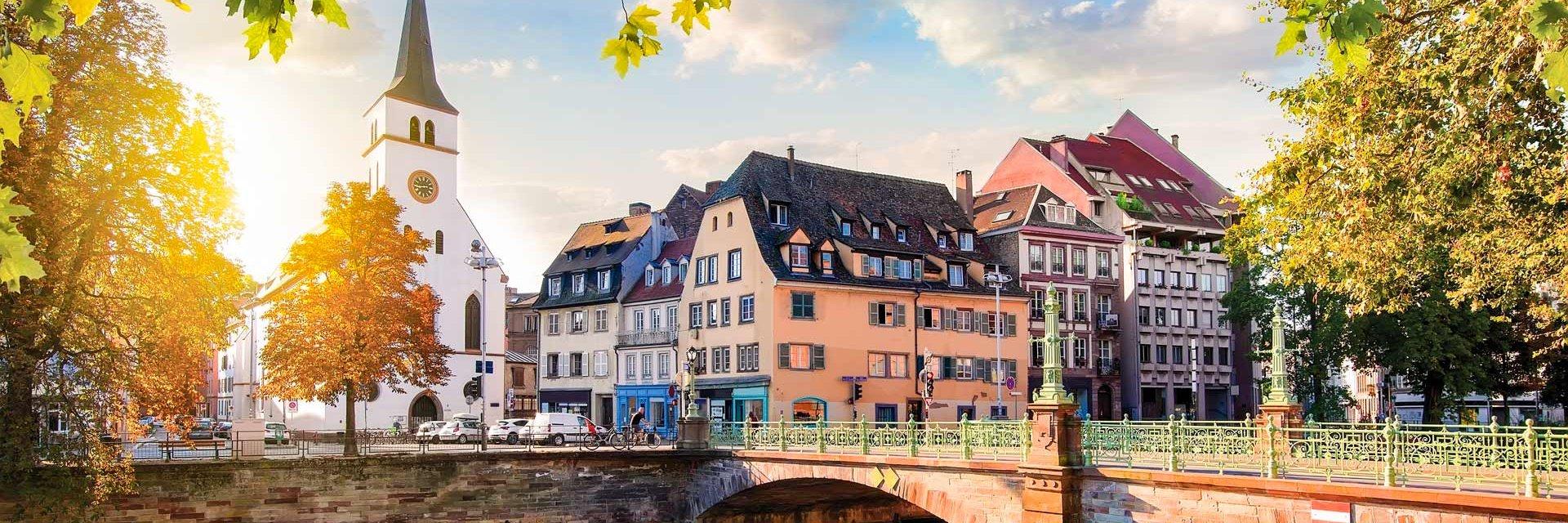 Randonnée pédestre en Alsace