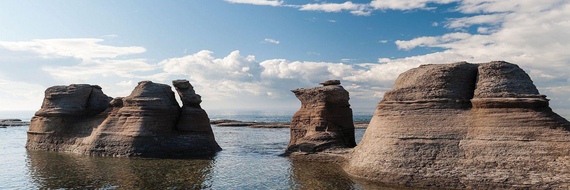 Labrador et Archipel de Mingan