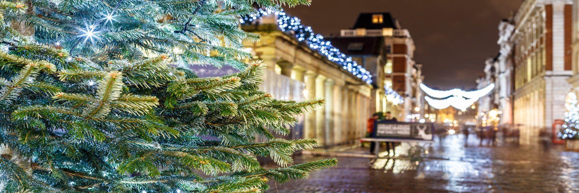 Magie de Noël à Londres
