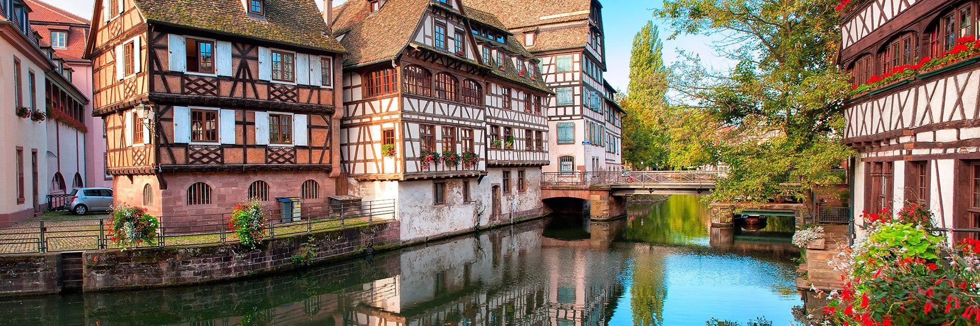 De Lyon à l'Alsace, l'Est de la France