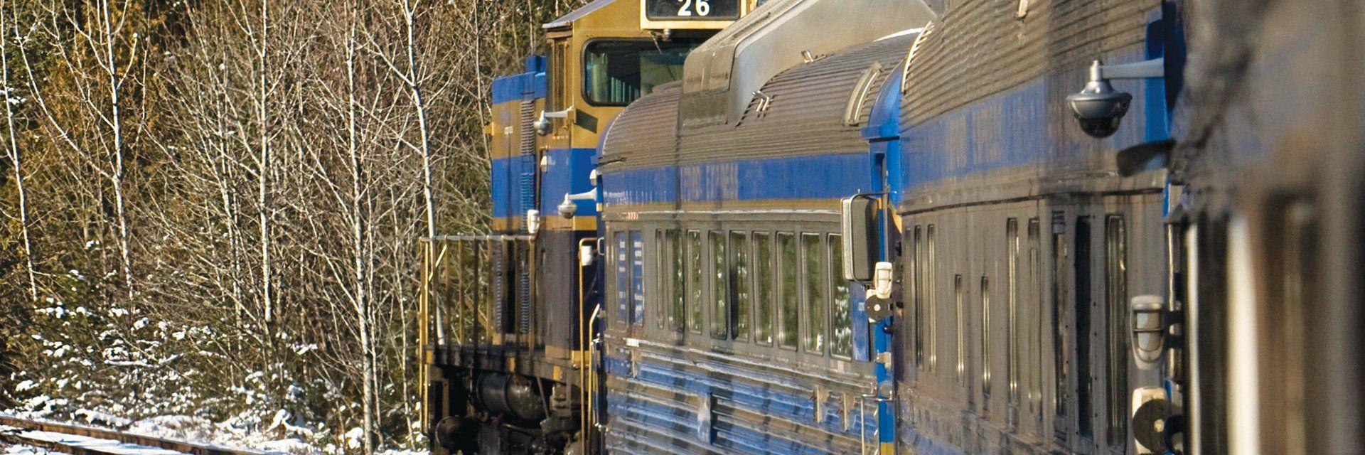 Train de Noël Orford Express