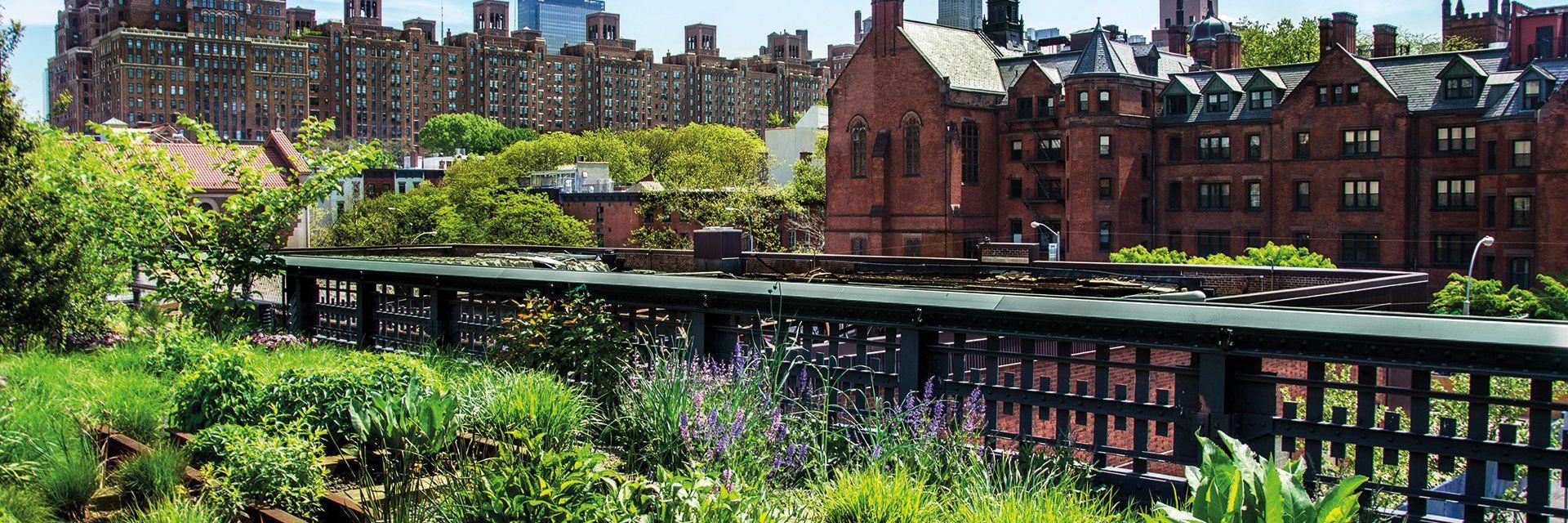 Les jardins secrets de New York - Groupe Voyages Québec | Leader de ...