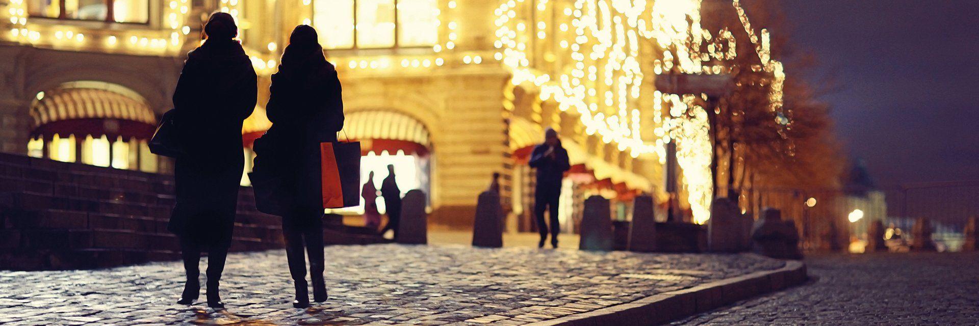 Les marchés de Noël de New York