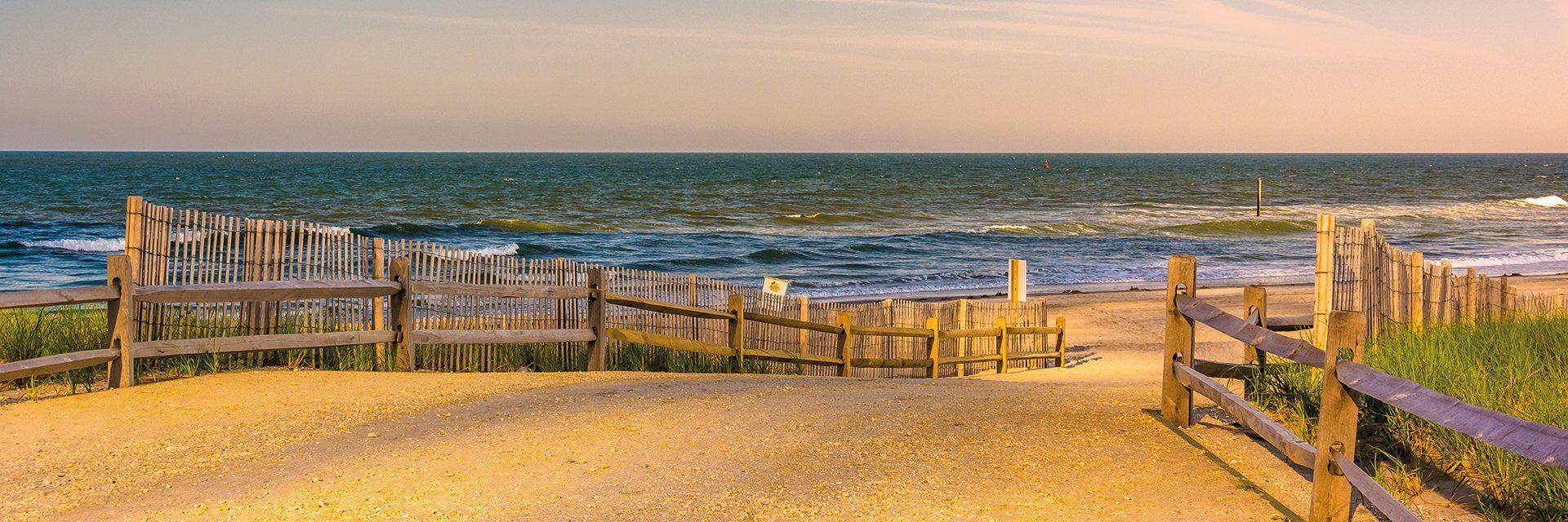 Wildwood et Atlantic City