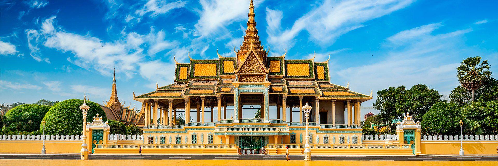 Vietnam et Cambodge, forfait plus