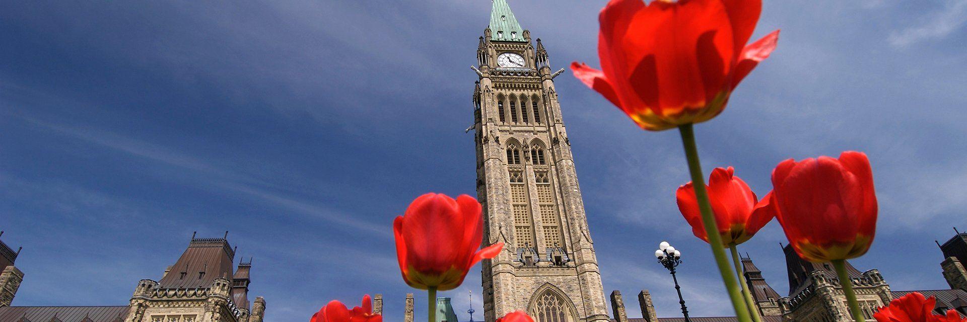 Les splendeurs de l'Est canadien