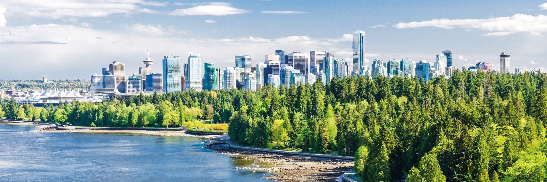 De Vancouver aux jardins du Pacifique