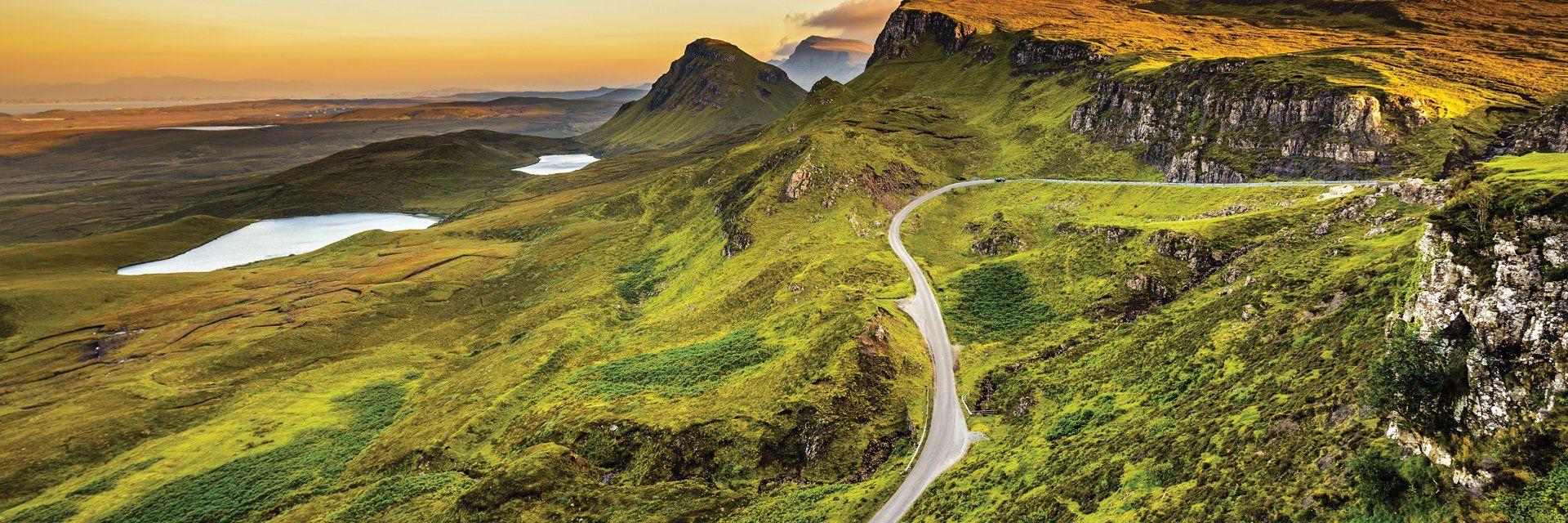 Magie de l'Écosse et Londres