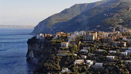Séjour sur la côte amalfitaine