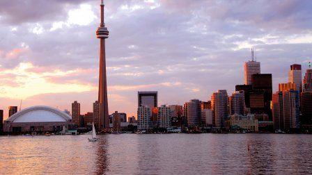 Eastern Canada from Niagara to the Gaspe Peninsula