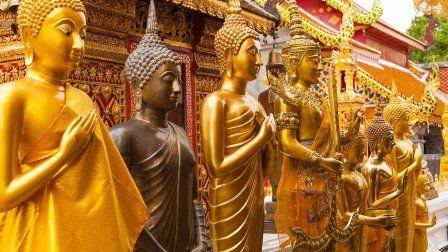 Les charmes de la Thaïlande