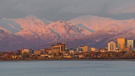 Circuit et croisière en Alaska