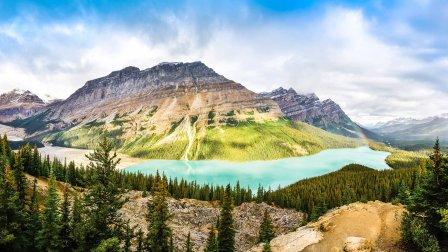 Escapade dans l'Ouest canadien