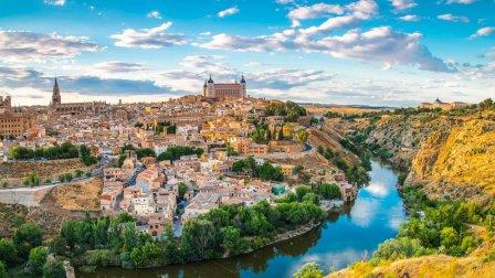 Grand tour de l'Espagne et du Portugal
