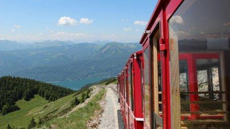 Petits trains d'Autriche