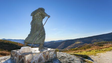 Le Chemin de Compostelle - Camino espagnol