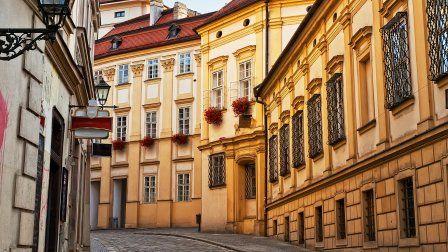 Prague et la Bohême