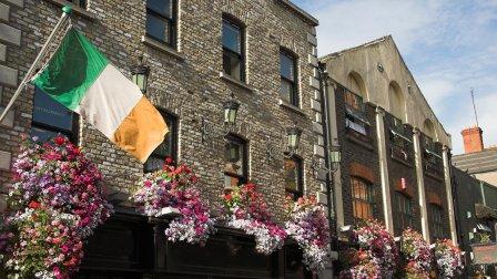 Irlande, Écosse, Angleterre