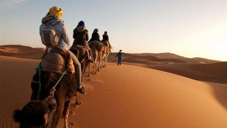 Magie du Maroc