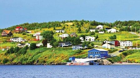 Terre-Neuve-et-Labrador, Blanc-Sablon