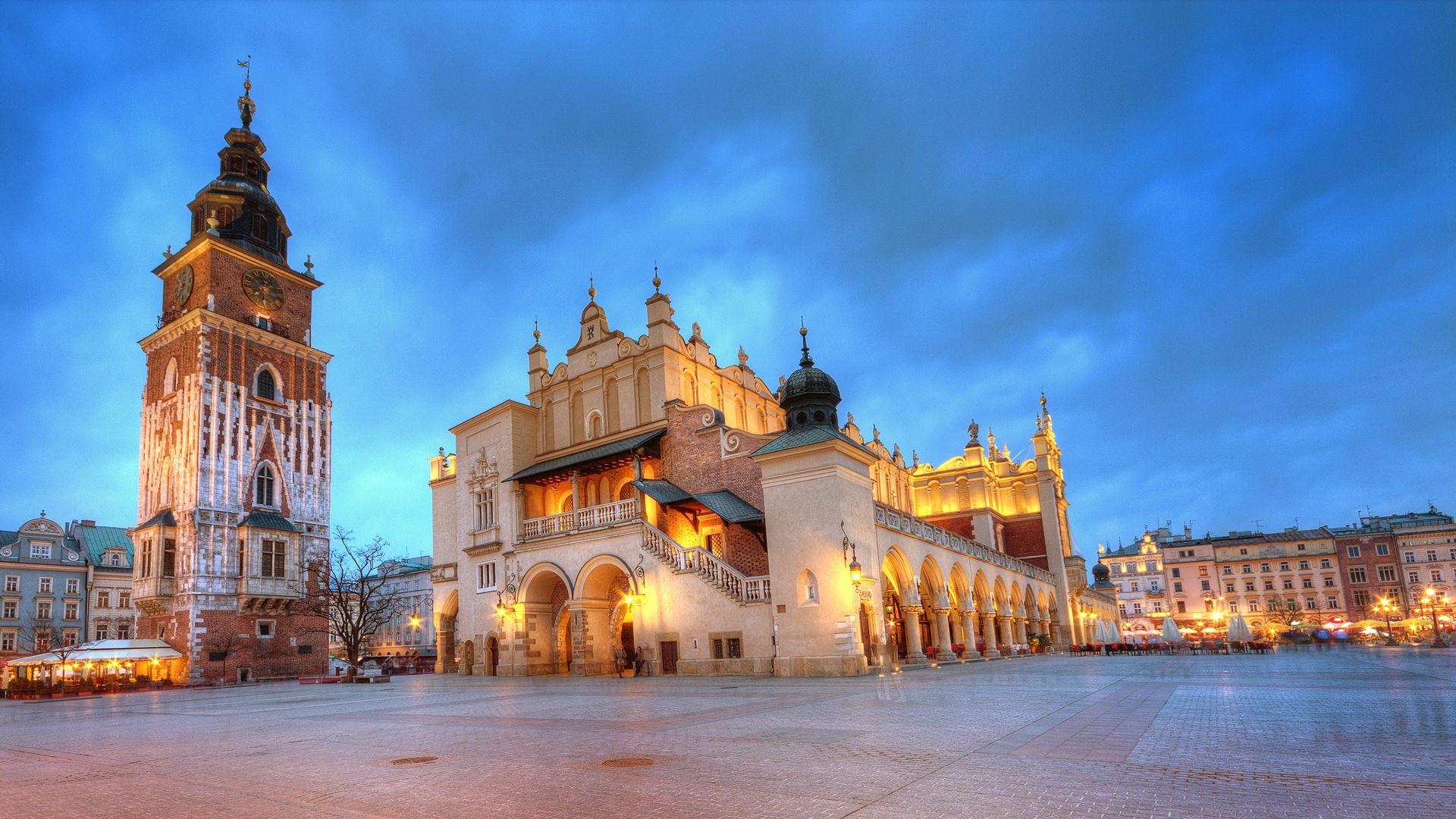 Féerie et crèches de Noël à Cracovie