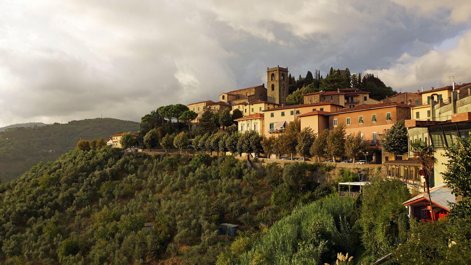Soleil de la Toscane et les Cinque Terre